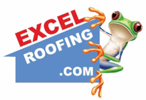 excel roofing logo